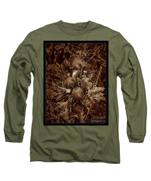Fruits Of The Loom Long Sleeve T-Shirt