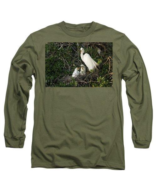 Full House Long Sleeve T-Shirt