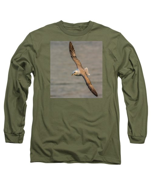 Fulmar In Flight Long Sleeve T-Shirt