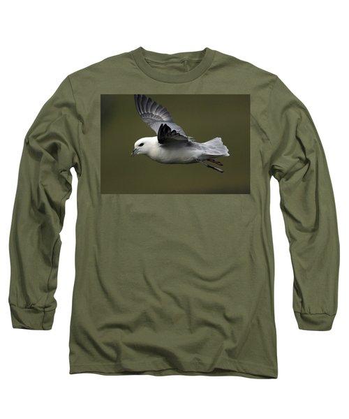 Fulmar In Flight Long Sleeve T-Shirt