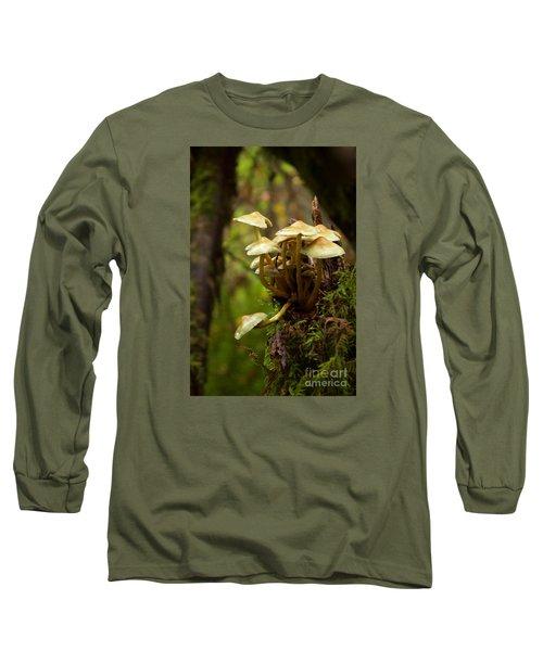 Fungal Blooms Long Sleeve T-Shirt