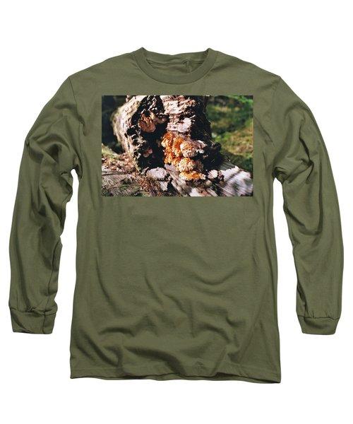 Fungus Is Beautiful Long Sleeve T-Shirt