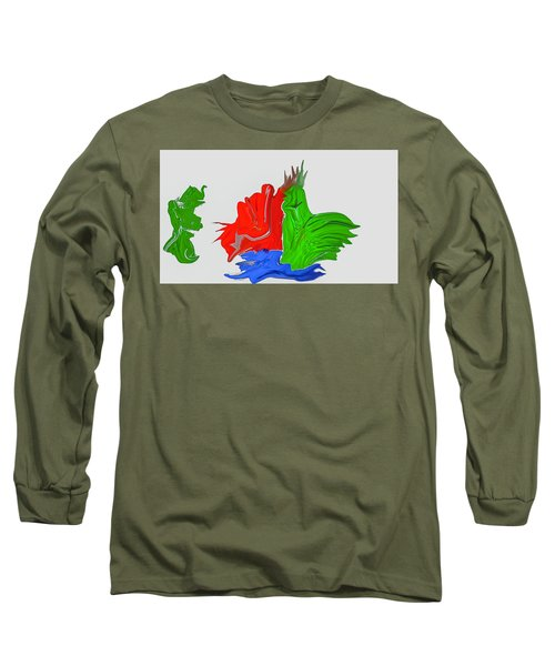 Funny Figures #h7 Long Sleeve T-Shirt