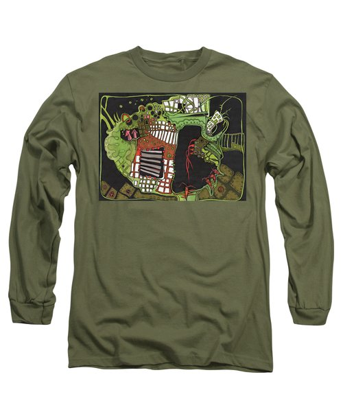 Future Gardening Long Sleeve T-Shirt