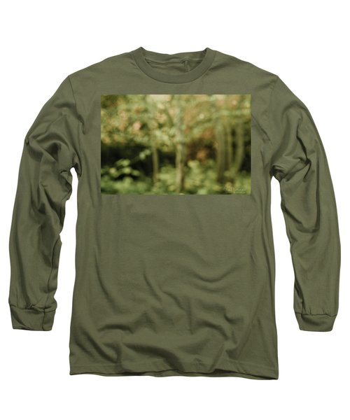 Fuzzy Vision Long Sleeve T-Shirt