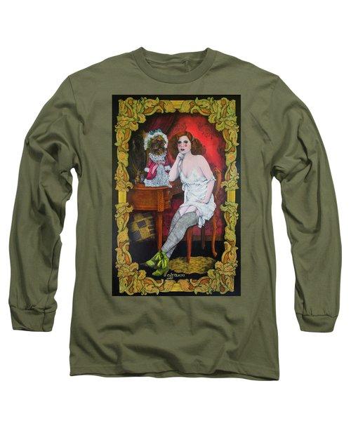 Gabriela Y Gabriela Long Sleeve T-Shirt