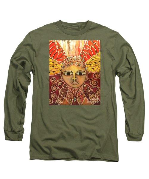Gaia - Mother Earth  Long Sleeve T-Shirt