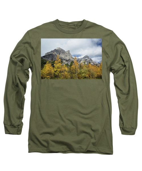 Galatea In Fall Long Sleeve T-Shirt