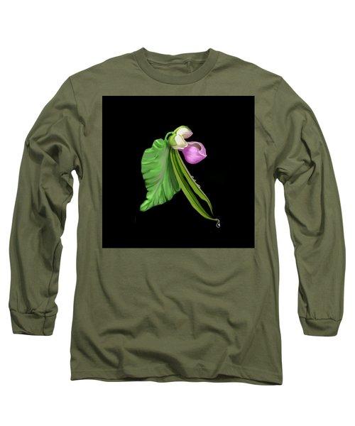 Garden Bean Long Sleeve T-Shirt
