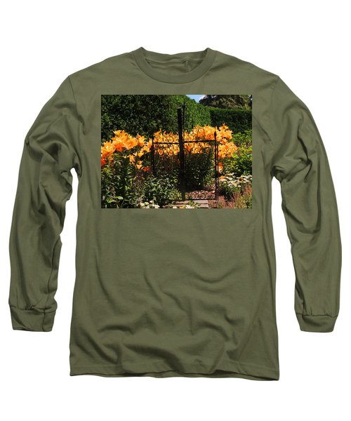 Garden Gate Long Sleeve T-Shirt