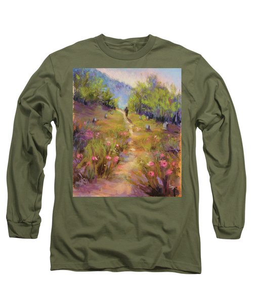 Garden Of Stone Long Sleeve T-Shirt