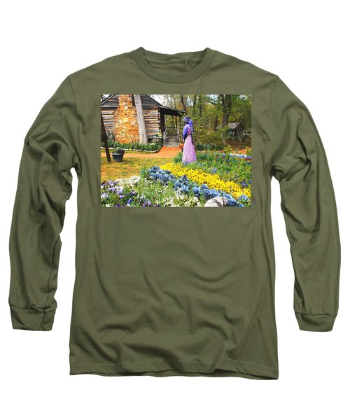 Garden Walk Long Sleeve T-Shirt