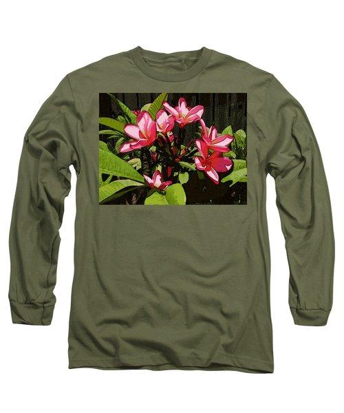 Gardren Joy Long Sleeve T-Shirt by Winsome Gunning