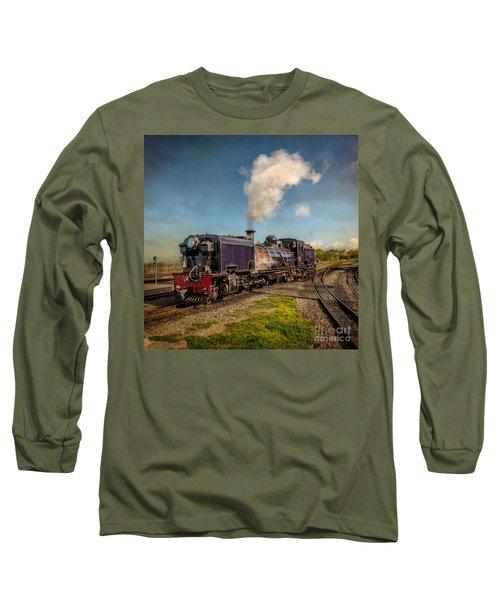 Garratt No. 87 Loco Long Sleeve T-Shirt