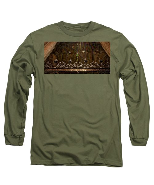 Gate To The Holy Spirit Chapel Long Sleeve T-Shirt
