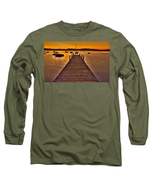 Gateway Long Sleeve T-Shirt by Scott Mahon