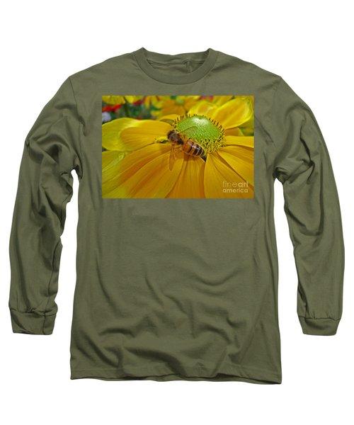 Gathering Nectar Long Sleeve T-Shirt