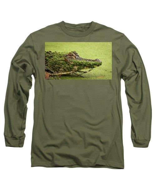 Gator Camo Long Sleeve T-Shirt