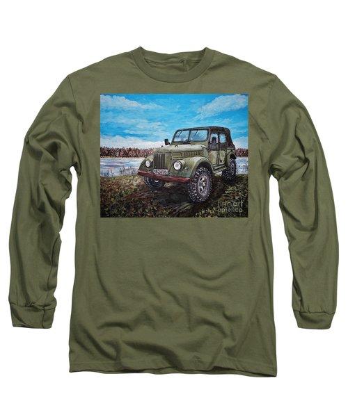 Gaz 69a Long Sleeve T-Shirt