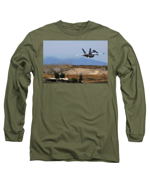 Gear Up Afterburner On Long Sleeve T-Shirt