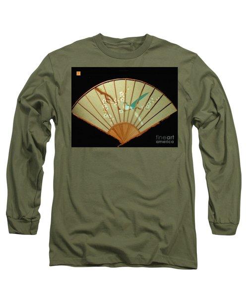 Geisha Sunrise Long Sleeve T-Shirt