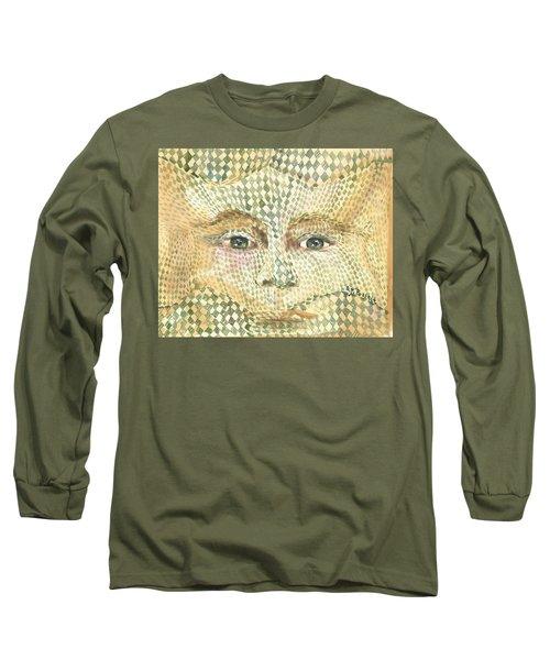 Gender Jester  Long Sleeve T-Shirt