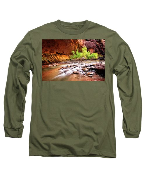 Gentle Flow Long Sleeve T-Shirt