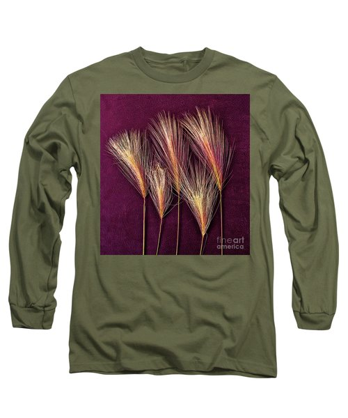 Gently Long Sleeve T-Shirt by Steven Parker