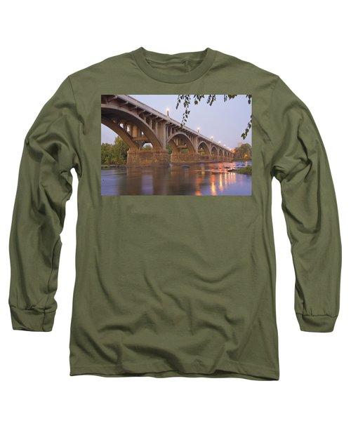 Gervais Bridge Long Sleeve T-Shirt