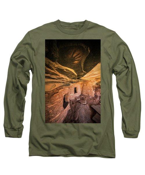 Ghost Hand Long Sleeve T-Shirt