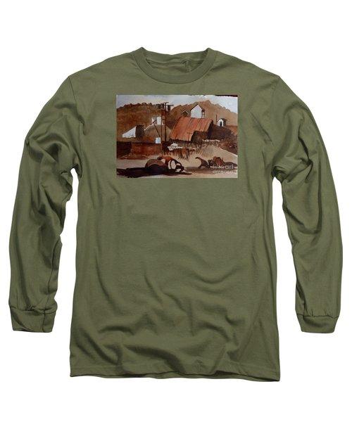 Ghost Mine Long Sleeve T-Shirt