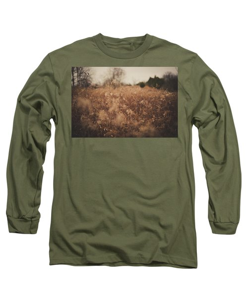 Long Sleeve T-Shirt featuring the photograph Ghost by Shane Holsclaw