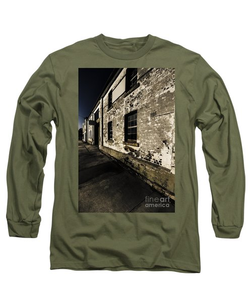 Ghost Towns General Store Long Sleeve T-Shirt