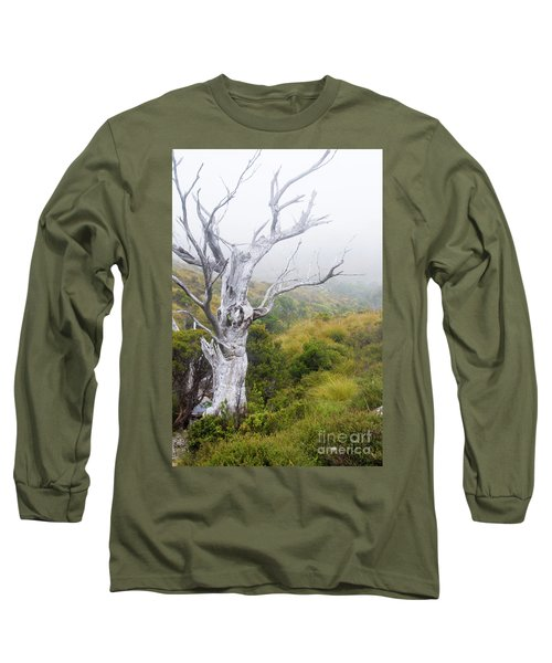 Long Sleeve T-Shirt featuring the photograph Ghost by Werner Padarin
