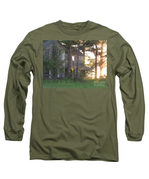Ghostly Light Long Sleeve T-Shirt