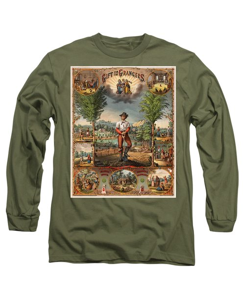Gift For The Grangers Promotional Poster 1873 Long Sleeve T-Shirt