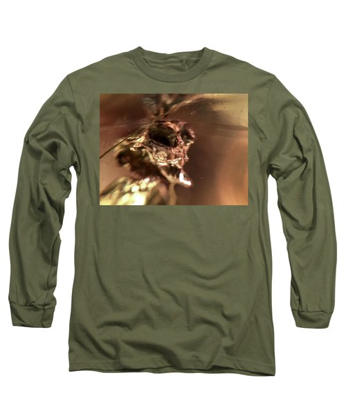 Giger Flower, A Monster Long Sleeve T-Shirt