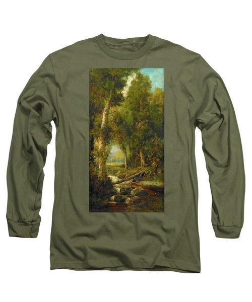 Gill Brook Long Sleeve T-Shirt