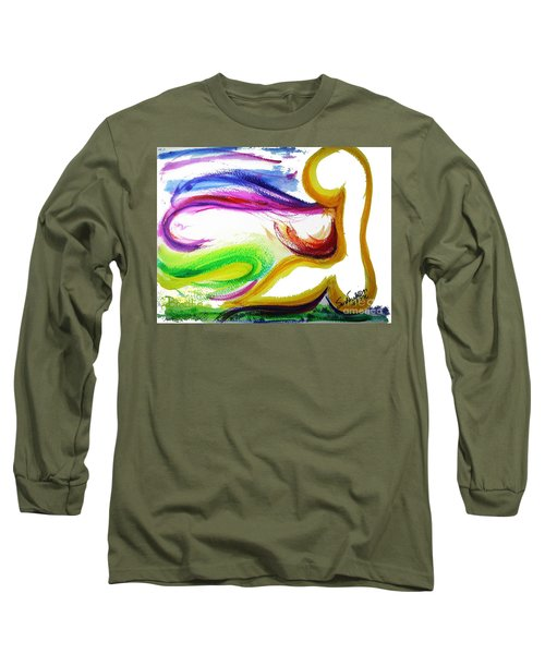 Gimel - Breathe Long Sleeve T-Shirt