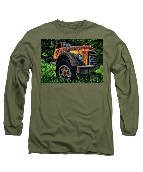 Jimmy Diesel Long Sleeve T-Shirt