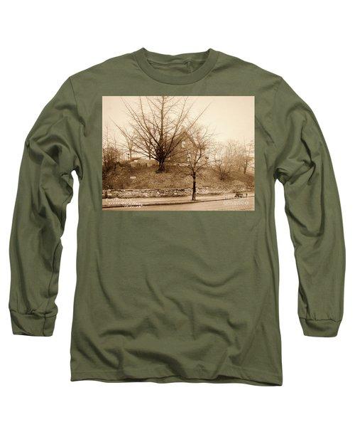 Ginkgo Tree, 1925 Long Sleeve T-Shirt