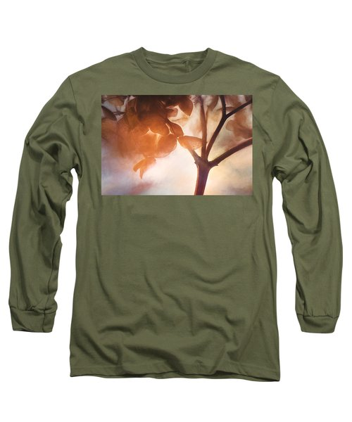 Give Thanks For The Light Long Sleeve T-Shirt