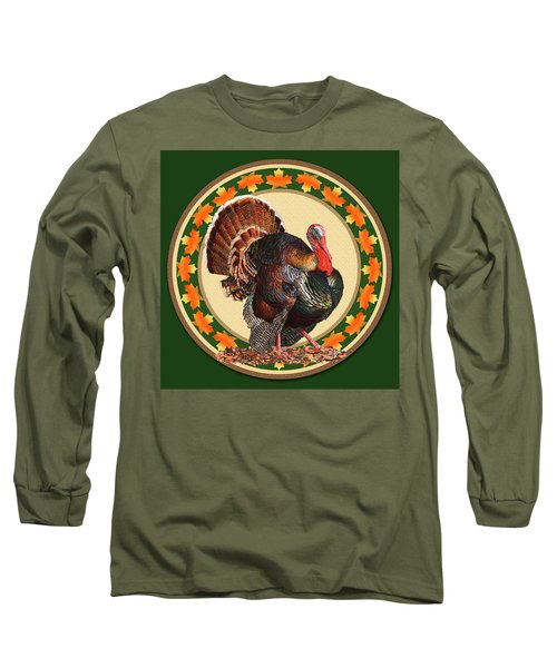 Giving Thanks Long Sleeve T-Shirt