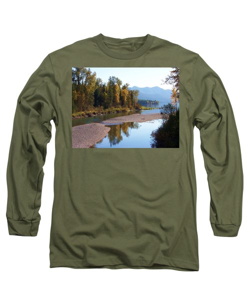 Glacier Park 12 Long Sleeve T-Shirt