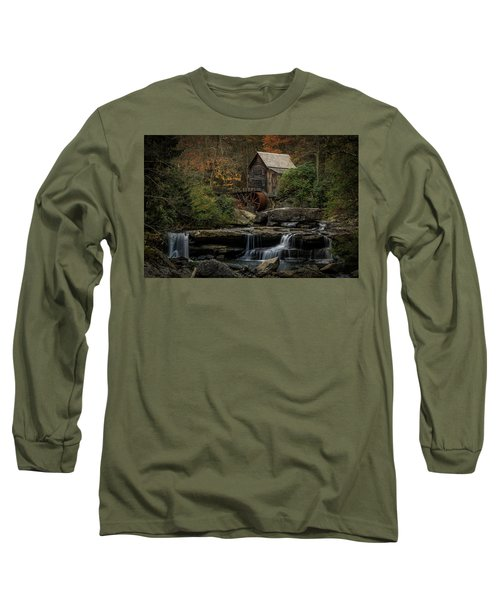 Glade Creek Grist Mill Long Sleeve T-Shirt