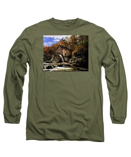 Glade Creek Grist Mill Long Sleeve T-Shirt