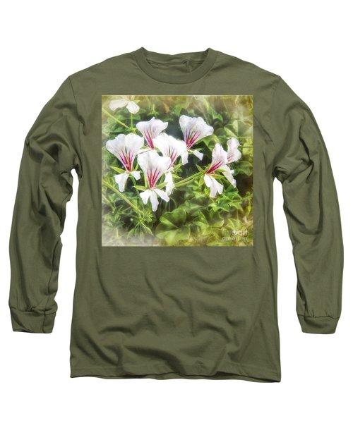 Gladiolus Callianthus Long Sleeve T-Shirt
