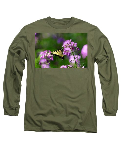 Long Sleeve T-Shirt featuring the photograph Glamour by Robert Pearson