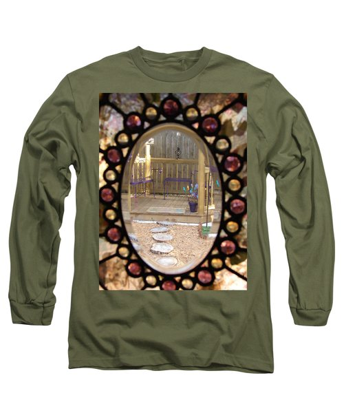 Glass Menagerie Long Sleeve T-Shirt