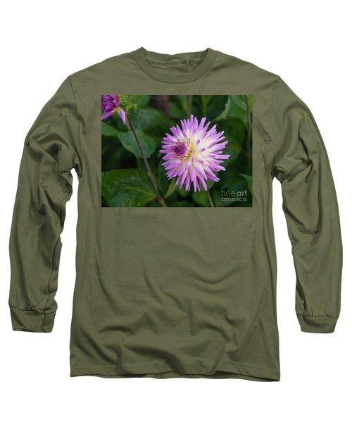 Glenbank Twinkle Dahlia 3 Long Sleeve T-Shirt